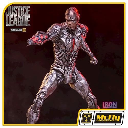 Iron Studios Cyborg Justice League 1/10