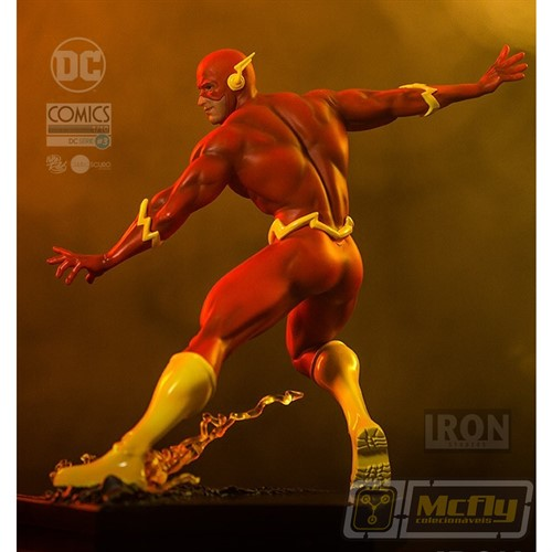 Iron Studios The Flash series 3 by Ivan Reis 1/10 Art Scale