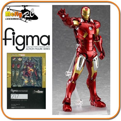 Figma Iron Man Mark Vii 217 Avengers