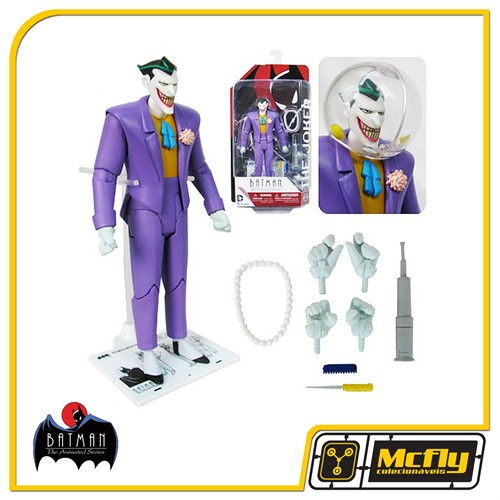 The Batman Animated Series - The Joker - Coringa