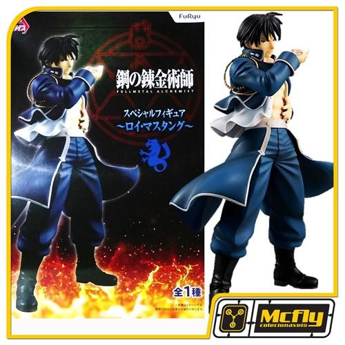 Jaia Furyu Fullmetal Alchemist Roy Mustang