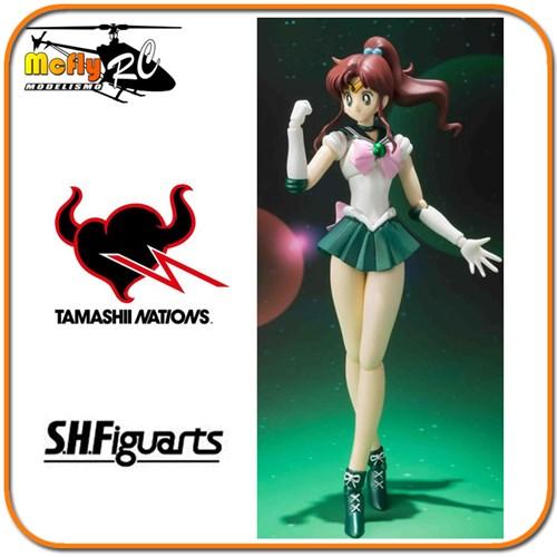 S.h.figuarts Sailor Jupiter Bandai Lacrada Original