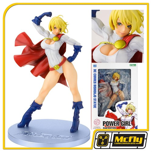 KOTOBUKIYA Bishoujo Power Girl 2nd Edition