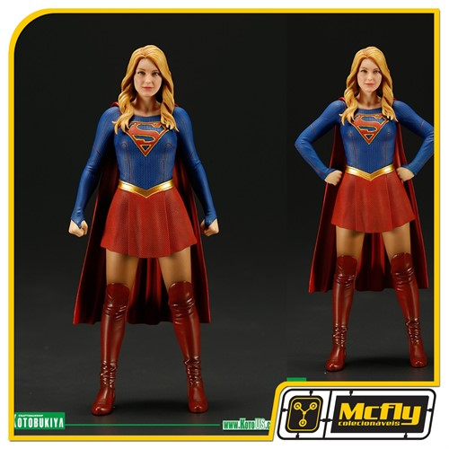 (RESERVA 10% DO VALOR) kOTOBUKIYA SUPERGIRL TV SUPERGIRL ARTFX+
