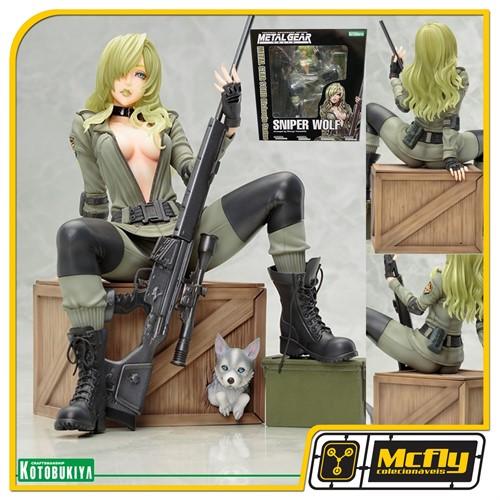 Kotobukiya Bishoujo Sniper Wolf Metal Gear Solid 1/7