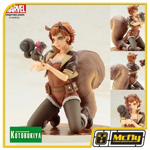 kOTOBUKIYA BISHOUJO Squirrel Girl Marvel