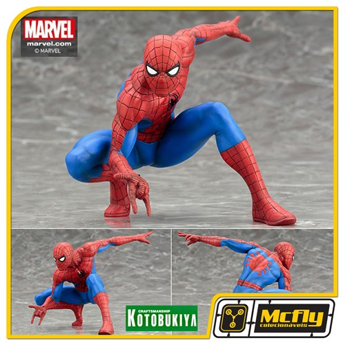 Kotobukiya Spider Man Marvel Now Homen Aranha