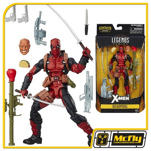 Legends series X-Men Deadpool