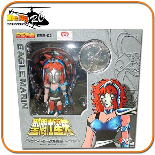 Cavaleiros Do Zodiaco Eagle Marin Ess-02 Es Toei Cloth