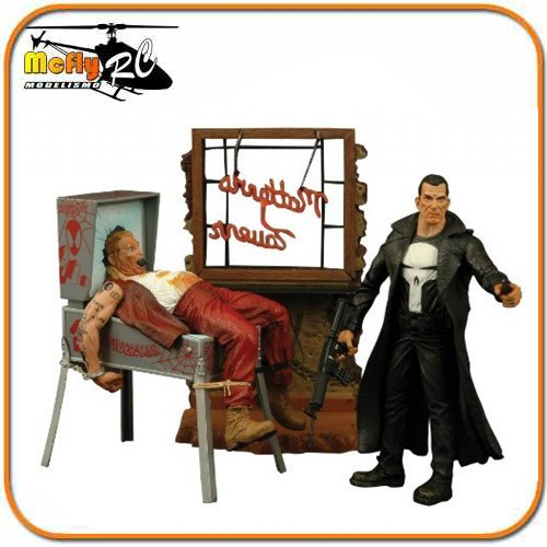 Marvel Select The Punisher - O justiceiro