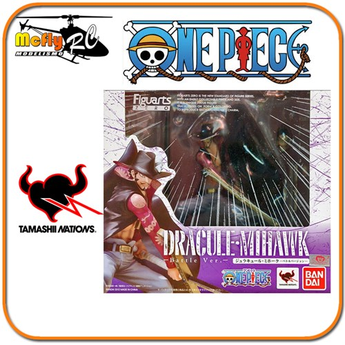 Figuarts Zero Dracule Mihawk Battle ver JP
