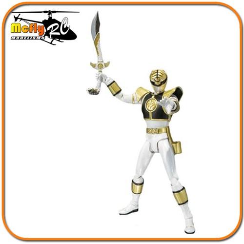 S.h.figuarts Kibaranger White Ranger (Japones) Power Ranger