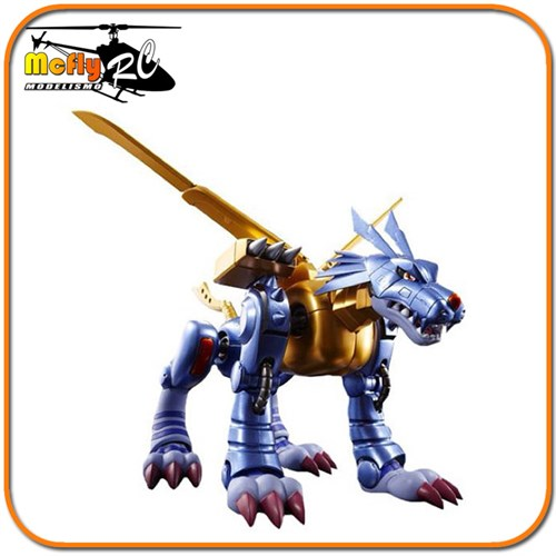 Digimon D-arts Metal Garurumon Bandai