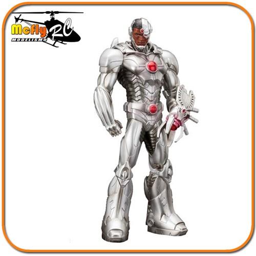 Kotobukiya Dc Comics Cyborg New 52 Liga Da Justiça