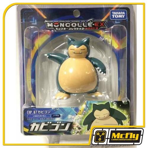 Moncolle EX Pokemon Snorlax EHP 07