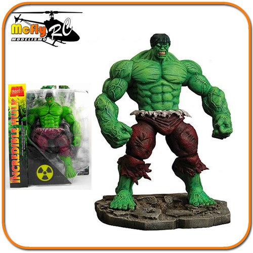 Incrivel Hulk Marvel Select Action Figures Colecionaveis