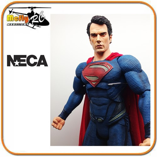 Superman Man Of Steel Henry Cavill Neca 1/4