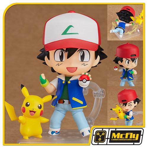 Nendoroid 800 Ash & Pikachu Pokemon