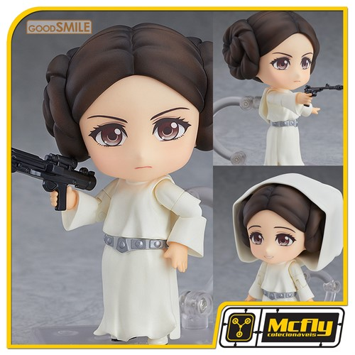 (RESERVA 10% DO VALOR) Nendoroid 856 Princess Leia Star Wars