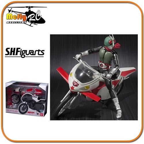 S.h Figuarts Masked Rider Moto New Cyclone Kamen Rider
