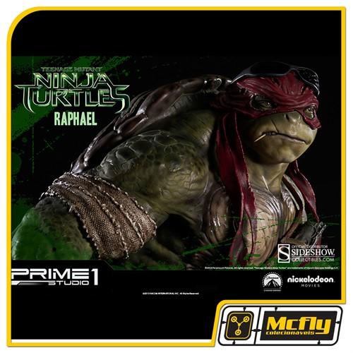 Tartarugas Ninja Raphael Ninja Turtles Prime 1 Studio Sideshow