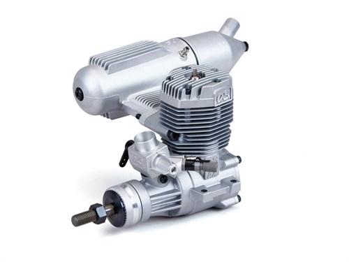 Motor Os 65 Ax Para Aeromodelo Avião Nitro O.s 65ax Engine
