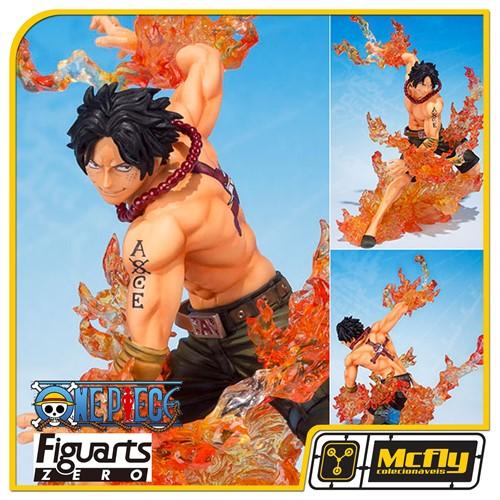 One Piece FIGUARTS ZERO Portgas D Ace Brothers Bond