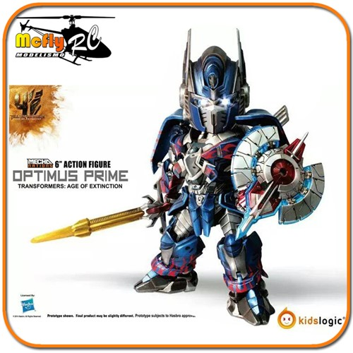 Transformers Optimus Prime Macha Nations 04 Age of Extinction