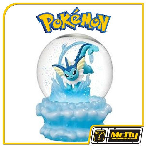 POKEMON SHOWERS VAPOREON SNOW SLOW LIFE ZENIGAME