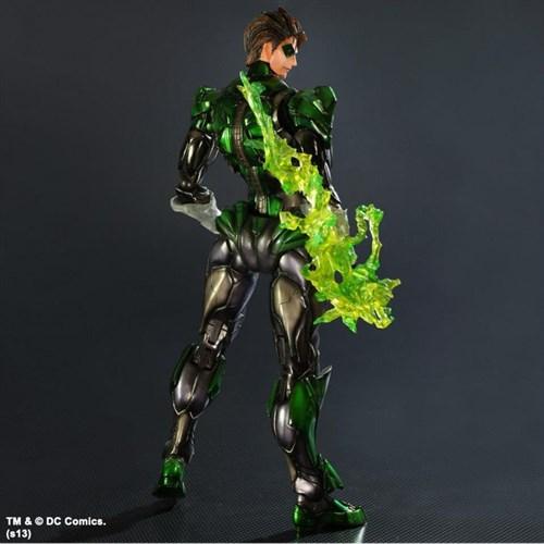 Lanterna Verde Play Arts Variant Square Enix DC Comics Liga justiça