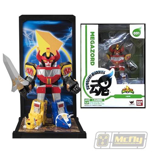 Power Ranger Megazord 031 Tamashii Buddies Bandai
