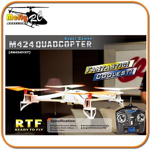 Align M424 Quardicoptero Quadcopter Super Combo Drone