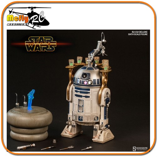 Star Wars Sideshow R2-D2 Deluxe Sixth Scale 1/6