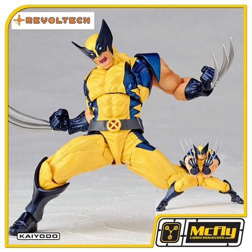 Revoltech Wolverine X-Men