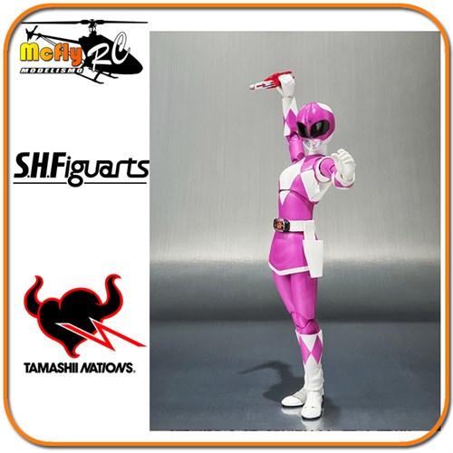 S.H Figuarts Power Ranger Rosa Pteraranger (americano)