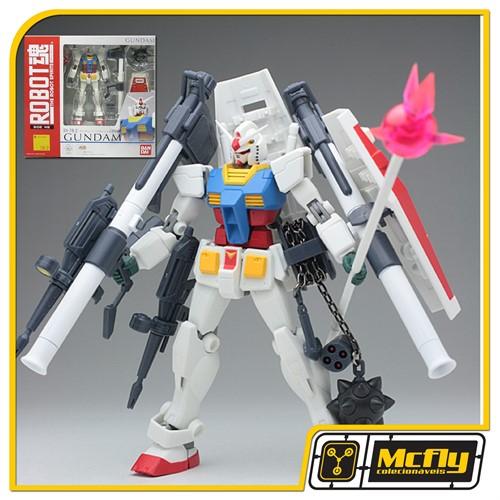 Robot Spirits Gundam RX-78-2 Bandai Tamashi 78-2
