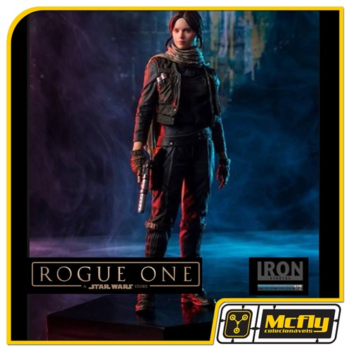 Star Wars Rogue One Jyn Erso - 1/10 Art Scale