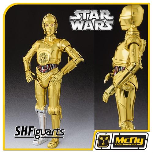 S.H Figuarts C-3PO Star Wars C3-PO