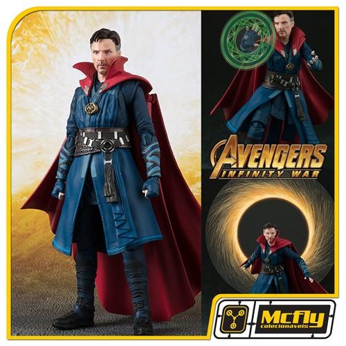 (RESERVA 10% DO VALOR) S.H Figuarts Dr Strange Avengers Infinity War