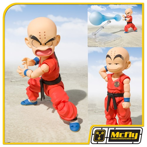 S.H Figuarts Kid Kuririn Kulilin Dragon Ball z