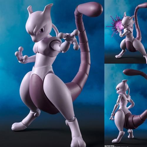 S.H Figuarts Pokemon Mewtwo Bandai