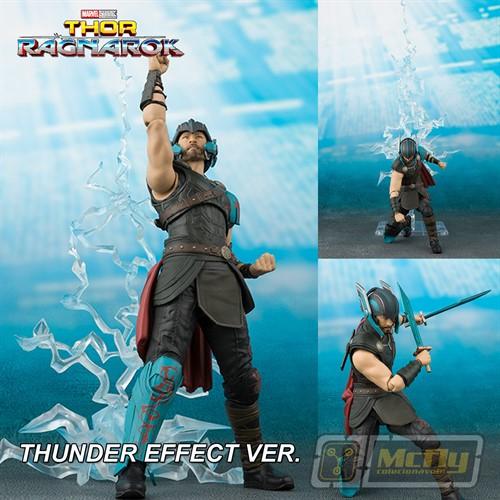 (RESERVA 10% DO VALOR) S.H Figuarts Thor Ragnarok e Thunder Effect Version
