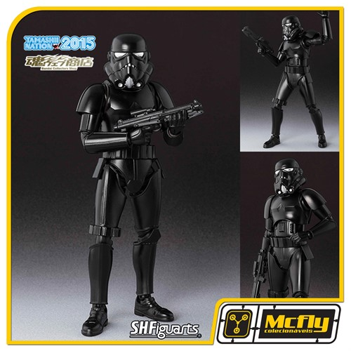 S.H Figuarts Shadow Trooper TAMASHII NATION 2015 Star Wars