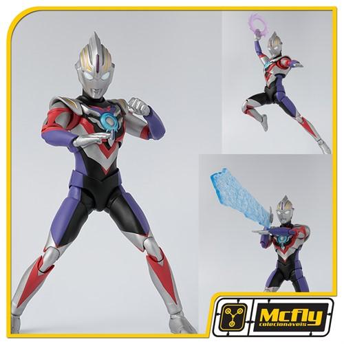 S.H Figuarts Ultraman ORB Spacium Zeperion Bandai