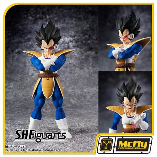 S.H Figuarts Vegeta scouter 2.0 Dragon Ball Z