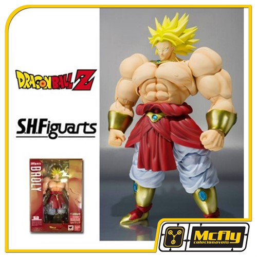 S.H Figuarts Broly Dragon Ball Z ( PRONTA ENTREGA)