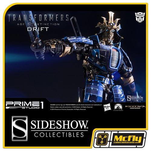Sideshow Prime 1 Studio Drift Transformers Age Of Extinction