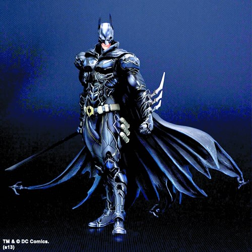 Batman Play Arts Variant 01 Square Enix DC Comics