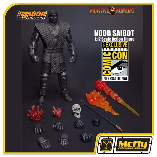 STORM COLLECTIBLES NOOB SAIBOT SDCC 2017 Mortal Kombat
