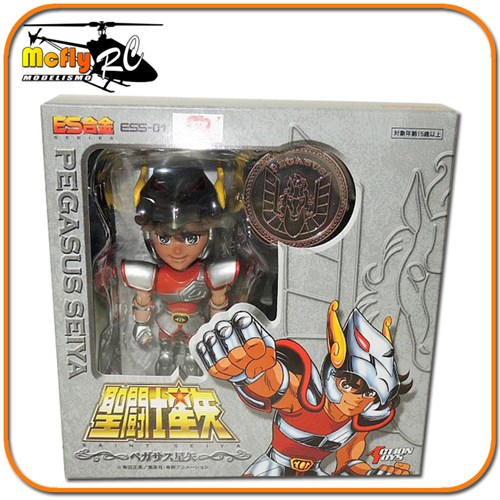 Cavaleiros Do Zodiaco Pegasus Seiya Ess-01 Es Toei Cloth